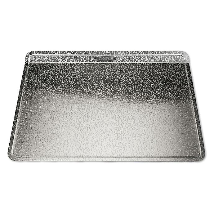 Alternate image 1 for Doughmaker 14-Inch x 20 1/2-Inch Cookie Sheet in Silver