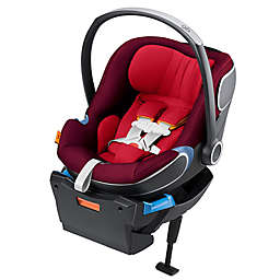 GB Idan Infant Car Seat with Load Leg Base in Dragonfire Red