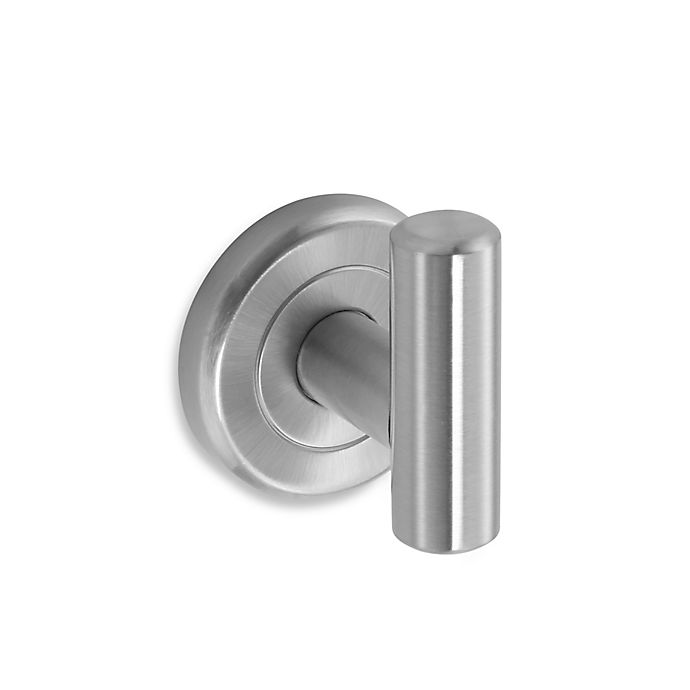 Alternate image 1 for Gatco® Latitude II Robe Hook in Satin Nickel