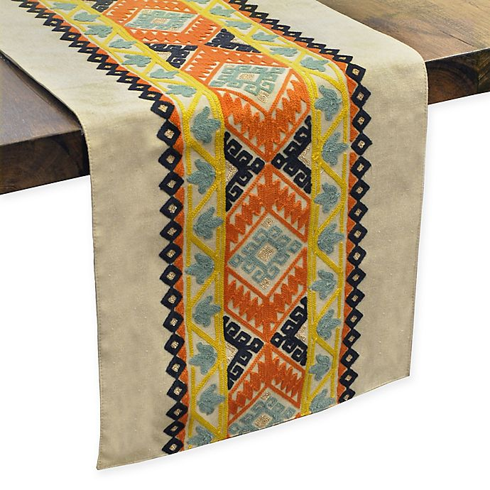 Buy Dresden Southwest Inspired 52 Inch Table Runner From