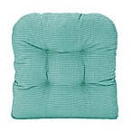 Therapedic® Tyler Chair Pad in Aqua
