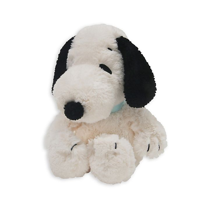 Lambs Ivy My Little Snoopy Plush Toy Bed Bath Beyond
