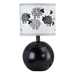 NoJo® Good Night Sheep Lamp with Shade