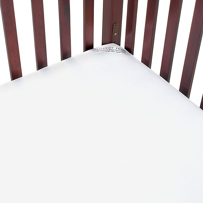 Allergy Luxe 174 Crib Mattress Bed Bug Barrier Cover Bed
