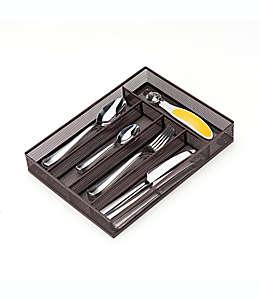 Organizador para cajones de acero ORG™ color bronce