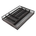 .ORG Mesh Expandable Kitchen Drawer Tray Organizer in Bronze