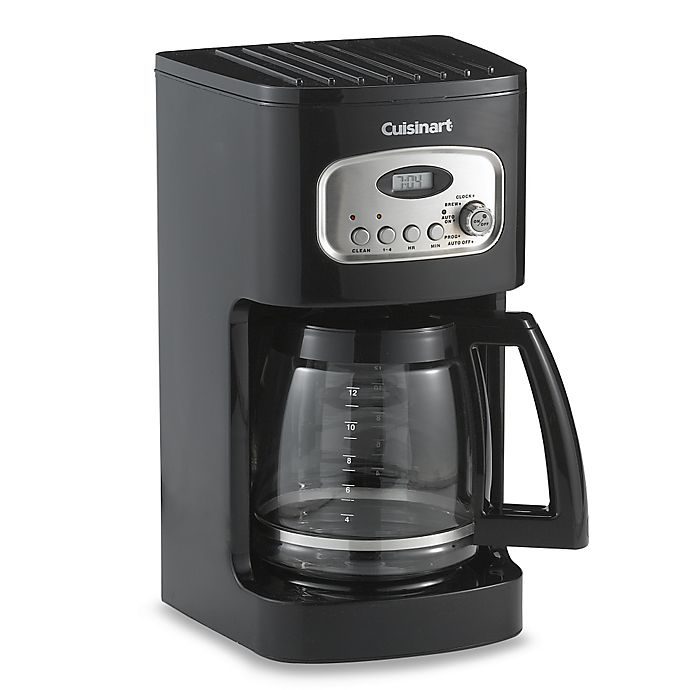 Alternate image 1 for Cuisinart® 12-Cup Programmable Coffee Maker