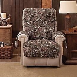 Mossy Oak® Breakup Infinity Recliner/Wingchair Cover in Brown