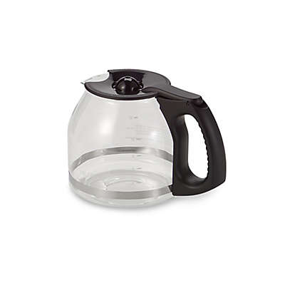 Mr. Coffee® 12-Cup Replacement Decanter with Ergonomic Handle