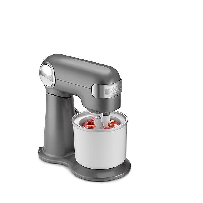 Alternate image 1 for Cuisinart® Standard Ice Cream Maker Attachment