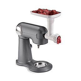 Cuisinart® Meat Grinder Attachment in White