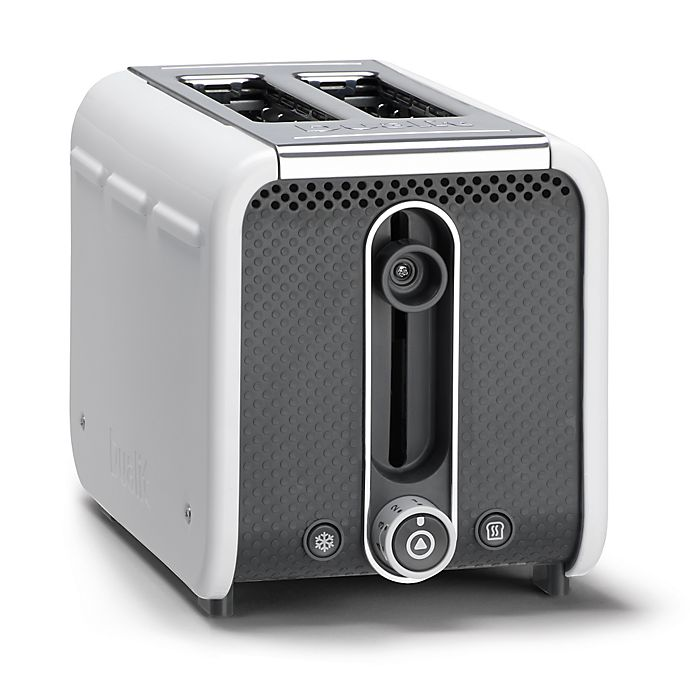 Alternate image 1 for Dualit® Stainless Steel 2-Slice Studio Toaster