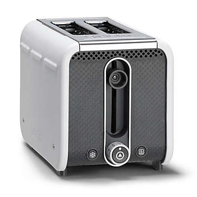 Dualit® Stainless Steel 2-Slice Studio Toaster