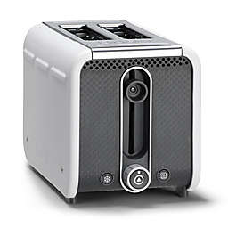 Dualit® Stainless Steel 2-Slice Studio Toaster