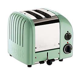 Dualit® NewGen 2-Slice Toaster Mint Green
