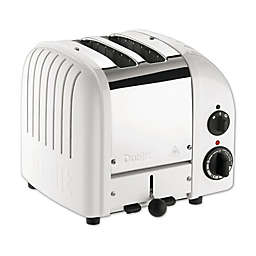 Dualit® NewGen 2-Slice Toaster in White