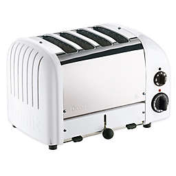 Dualit® NewGen 4-Slice Toaster in White