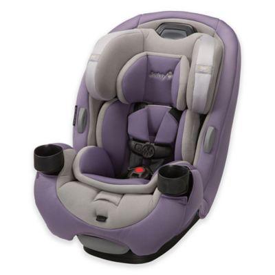 EX Air Car Seat in in Grey/Purple