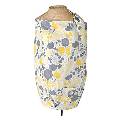 Dr. Sears Balboa Baby® Nursing Cover in Yellow Tulip