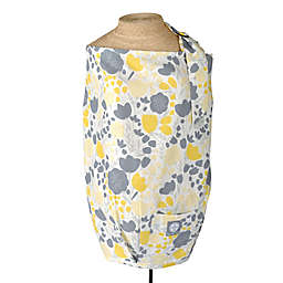 Dr. Sears Balboa Baby® Nursing Cover in Yellow Tulip