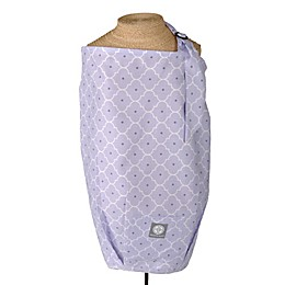 Dr. Sears Balboa Baby® Nursing Cover in Lavender Trellis