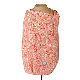 Dr. Sears Balboa Baby® Nursing Cover in Coral Bloom