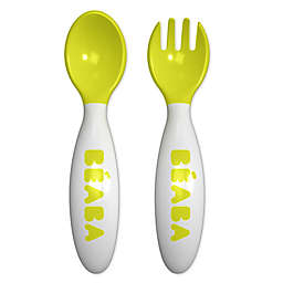 Beaba Second Stage Cutlery Set of 2