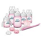 Philips Avent Anti-Colic Newborn Starter Set in Pink