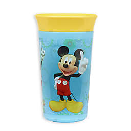 The First Years Simply Spoutless 9 oz. Mickey Mouse Cup in Blue/Yellow