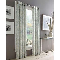 J. Queen New York™ Roosevelt Grommet Top Window Curtain Panel