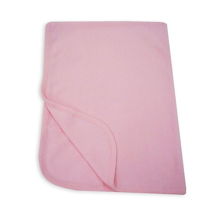 Alternate image 1 for TL Care® Cotton Thermal Blanket