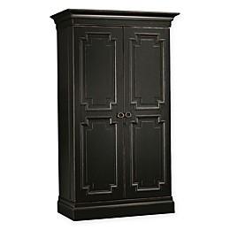 Howard Miller® Sambuca Wine Cabinet in Black