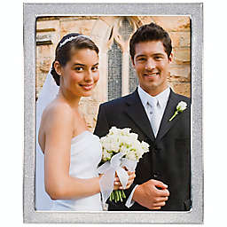 Glitter Metal Picture Frame