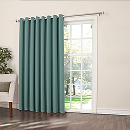 Sun Zero® Bella 84-Inch Room-Darkening Extra-Wide Grommet Patio Door Panel