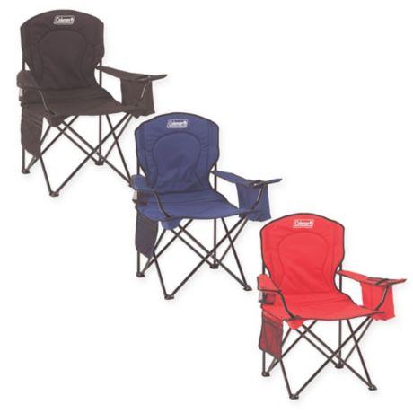 Pleasing Coleman Oversized Quad Chair With Cooler Creativecarmelina Interior Chair Design Creativecarmelinacom