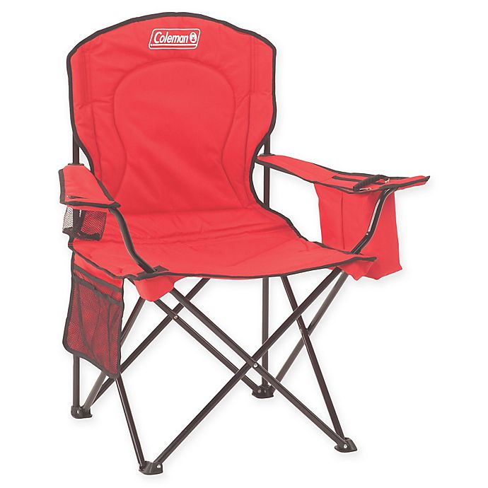 Coleman Oversized Quad Chair with Cooler   Bed Bath & Beyond