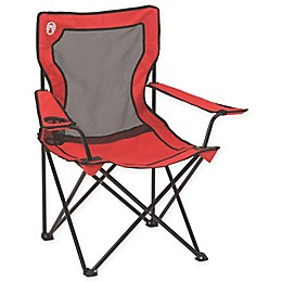 Coleman® Broadband™ Quad Chair in Red