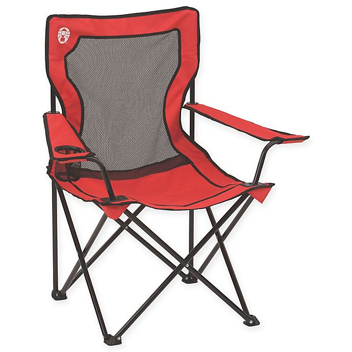 Alternate image 1 for Coleman® Broadband™ Quad Chair in Red