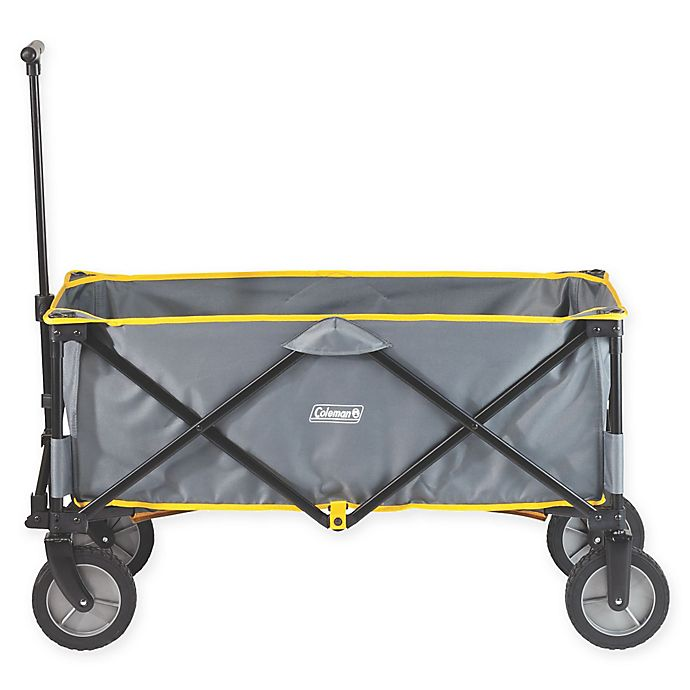 Alternate image 1 for Coleman® Camp Wagon in Silver