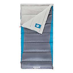 Coleman® Autumn Glen Big & Tall Sleeping Bag in Blue/Grey