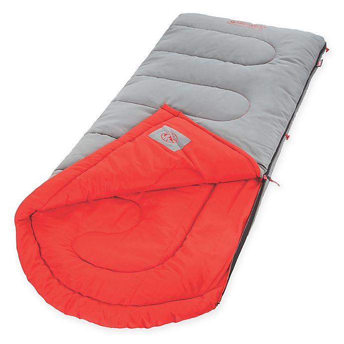 huge discount 59c86 9cf38 Coleman Dexter Point Sleeping Bag in Grey
