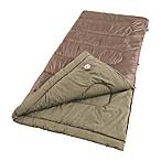 Coleman® Oak Point Sleeping Bag in Brown