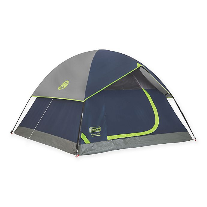 Coleman® Sundome® 3-Person Camping Tent | Bed Bath & Beyond