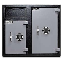 Mesa Safe Company MFL2731EE 2-Compartment Depository Safe