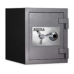 Mesa Safe Company MSC1916C 2-Hour Fire-Resistant Mechanical Lock High Security Safe in Light Grey