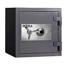Mesa Safe Company MSC2120C 2-Hour Fire-Resistant Mechanical Lock High Security Safe in Light Grey