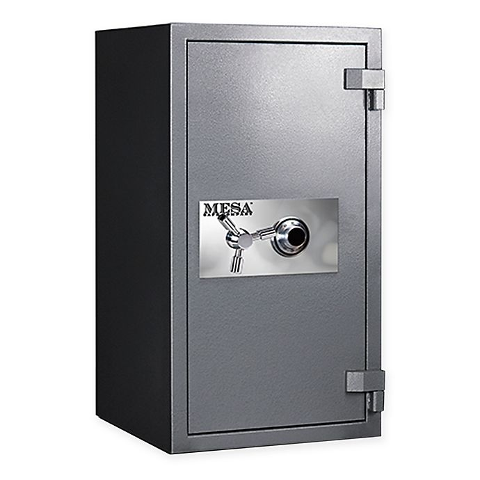 Alternate image 1 for Mesa Safe Company MSC3820C 2-Hour Fire-Resistant Mechanical Lock High Security Safe in Grey