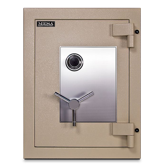 Alternate image 1 for Mesa Safe Company MTLE2518 2-Hour Fire Resistant Combination Lock Safe in Parchment