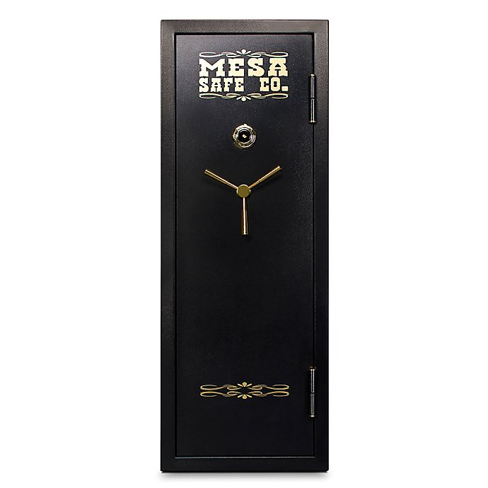 Alternate image 1 for Mesa Safe Company MBF5922C-P 1-Hour Fire Resistant Combination Lock Safe in Black