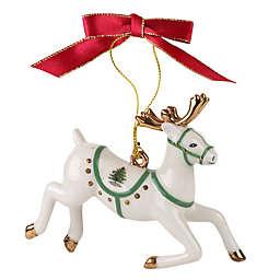 Spode® Christmas Tree Reindeer Ornament